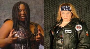 Awesome Kong - Amy Lee